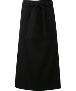 PROTAGONIST | High Waist Skirt 2 Spandex/Elastane/Virgin Wool
