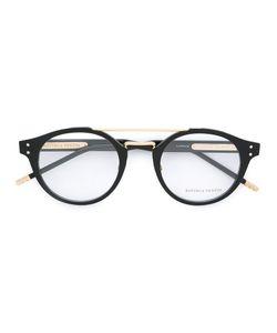 Bottega Veneta Eyewear | Round Frame Glasses Acetate/Aluminium