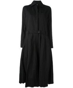 AREA DI BARBARA BOLOGNA | Creased Shirt Dress Medium