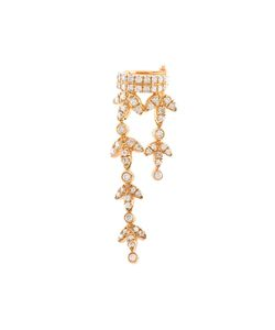 YVONNE LEON | Yvonne Léon Dangly Cuff Diamond Earring