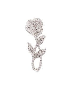 YVONNE LEON | Yvonne Léon Stem Diamond Earring