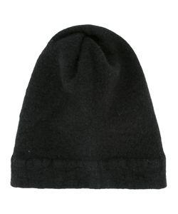 CEDRIC JACQUEMYN | Shrink Beanie Hat Medium Virgin Wool