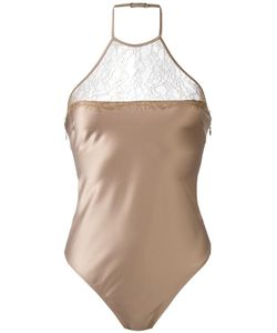 Maison Close | Jardin Imperial Body Small Polyester/Spandex/Elastane