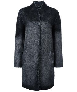 Avant Toi | Pilling Effect Coat Medium Polyester/Spandex/Elastane/Viscose/Merino