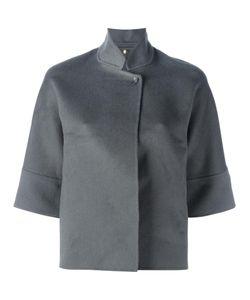 NUMEROOTTO | Cropped Jacket 38 Cashmere/Wool/Cashgora