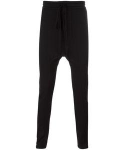 CEDRIC JACQUEMYN | Drop-Crotch Drawstring Trousers 52 Cotton/Wool