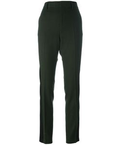 Haider Ackermann | Colour Block High-Waisted Trousers 36 Cotton/Acetate/Rayon/Virgin