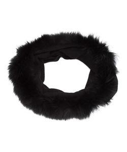 Sofia Cashmere | Infinity Scarf Fox Fur/Cashmere