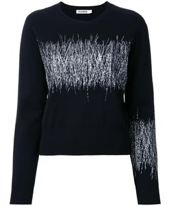 Jil Sander | Embroidered Jumper 34 Virgin Wool
