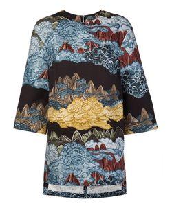 Alena Akhmadullina | Mountainscape T-Shirt 42 Cotton/Viscose