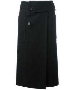 NUMEROOTTO   Midi Skirt 40 Spandex/Elastane/Cashmere/Wool