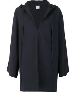Malia Mills | Hooded Beach Cover-Up Medium Cotton
