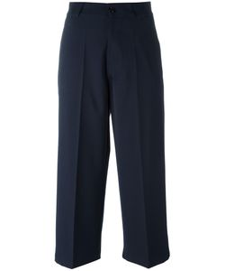 +people | Francesca Trousers 42 Polyester/Spandex/Elastane/Virgin Wool