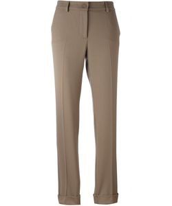 P.A.R.O.S.H.   Lily Tapered Trousers Xl Spandex/Elastane/Virgin Wool