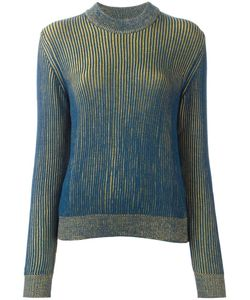 Miahatami | Ribbed Faded Effect Jumper 42 Wool