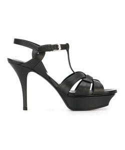 Saint Laurent   Tribute Sandals 35 Leather