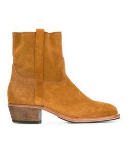 Jerome Dreyfuss | Jérôme Dreyfuss Jane Boots 39 Leather/Rubber