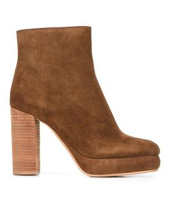 See By Chloe | See By Chloé Liza Boots 38.5 Cotton/Leather