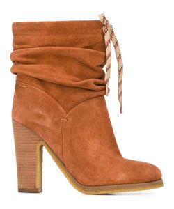 See By Chloe | See By Chloé Jona Slouchy Boots 36 Leather/Suede/Rubber
