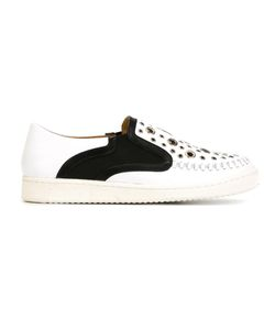 Thakoon Addition | Warwick 5 Slip-On Sneakers 40 Leather/Metal