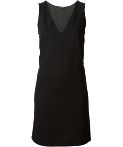 Ann Demeulemeester | Short Jack Dress 40 Silk/Nylon/Spandex/Elastane/Virgin Wool