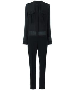 Haider Ackermann   Tuta Jumpsuit 40 Silk/Cotton/Acetate/Rayon
