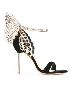 Sophia Webster   Evangeline Sandals 35 Leather/Suede