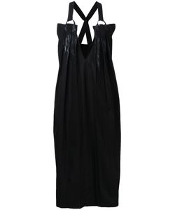 Yohji Yamamoto | Pleats Jersey Dress 2 Cotton