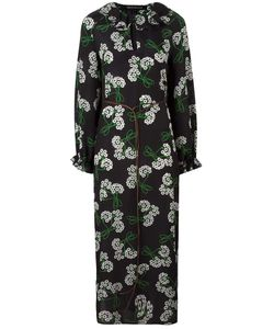 Ter Et Bantine | Print Dress 42 Silk