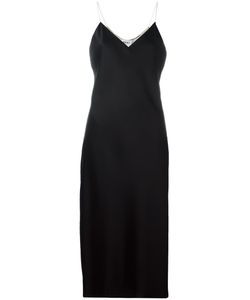 DKNY | Satin Slip Dress Small Polyester/Triacetate