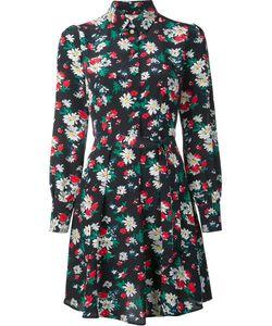 Ines De La Fressange | Print Shirt Dress 40