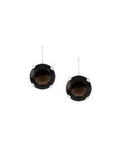 WOUTERS & HENDRIX   Smoked Quartz Earrings