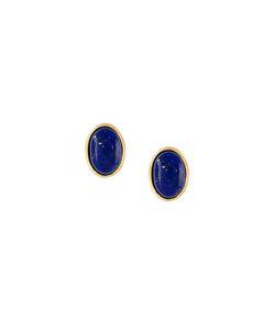 WOUTERS & HENDRIX   Lapis Stud Earrings