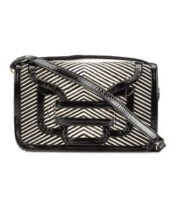 Pierre Hardy | Striped Satchel