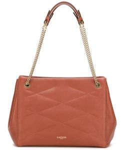 Lanvin | Quilted Effect Tote