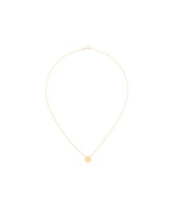 WOUTERS & HENDRIX | Disc Pendant Necklace