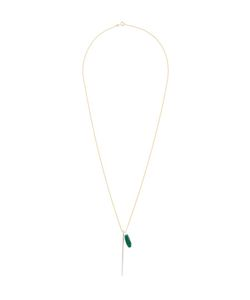 WOUTERS & HENDRIX   Shard And Agate Necklace