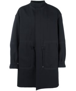 Ahirain | Front Pocket Coat Medium Cotton/Nylon