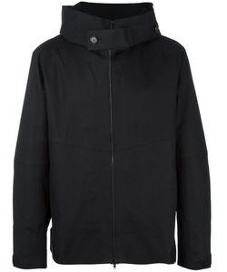 Ahirain | Monkey Print Hooded Jacket Medium Cotton