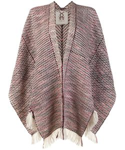 FIGUE | Ruana Poncho Shawl Wool