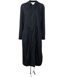 DKNY | Hooded Raincoat Xxs Nylon