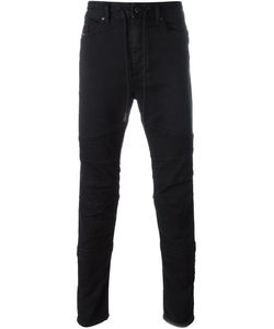 Diesel | Tapered Jeans 30 Cotton/Polyester/Spandex/Elastane