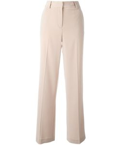 DKNY | Wide Leg Trousers 8 Polyester/Triacetate