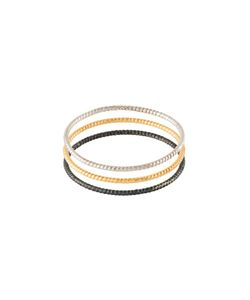 WOUTERS & HENDRIX   Set Of Three Band Rings 56
