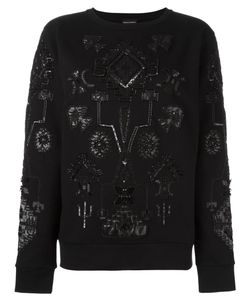 MARCELO BURLON COUNTY OF MILAN | Triangular Sweatshirt Xs