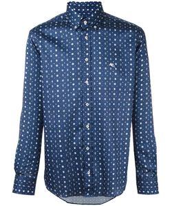Etro | Micro Print Shirt 39 Cotton