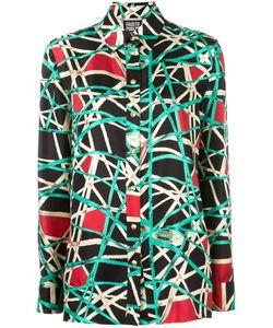 Fausto Puglisi | Printed Shirt 42 Silk