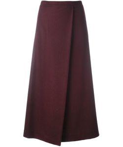 Stephan Schneider | Diagonal Cut Skirt Medium Polyester/Cashmere/Wool