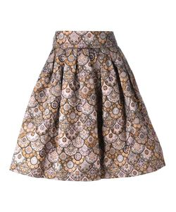 LEO | Skater Skirt Medium Cotton/Polyester/Acetate
