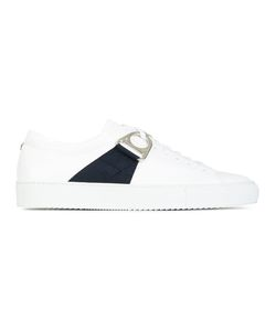 OAMC | Contrast Stripe Detail Sneakers 7 Leather/Rubber